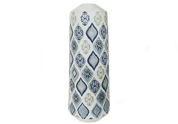 Picture of Wayfair Handmade Large Vase Blue Lotus