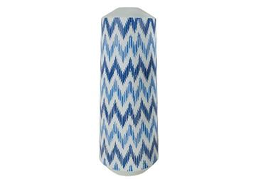 Picture of Wayfair Handmade Large Vase Blue Monochrome