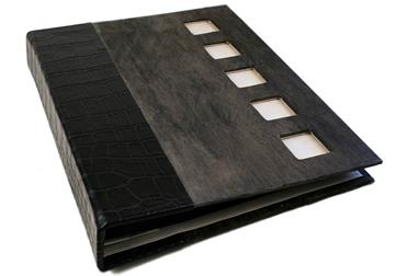 Picture of Hybrid Large Ash Handmade Photo Album