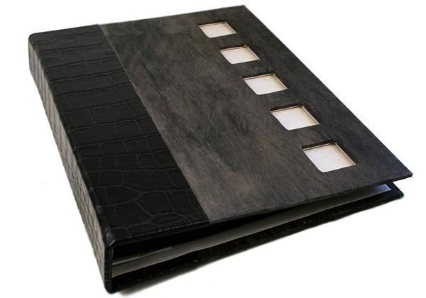 Picture of Hybrid Large Ash Handmade Photo Album