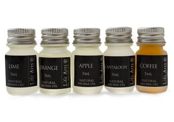 Picture of Profumo Fruit 5cc 5Bottle Aroma Oil Natural Fragrance Plain