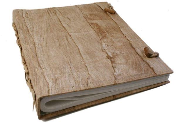Picture of Bark Handmade Large Photo Album