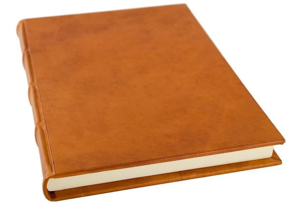 Picture of Chianti Handmade Italian Leather Bound A4 Journal
