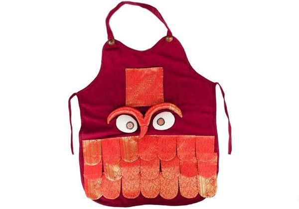 Picture of Ragworks Sari Big Chef Owl Adult Apron