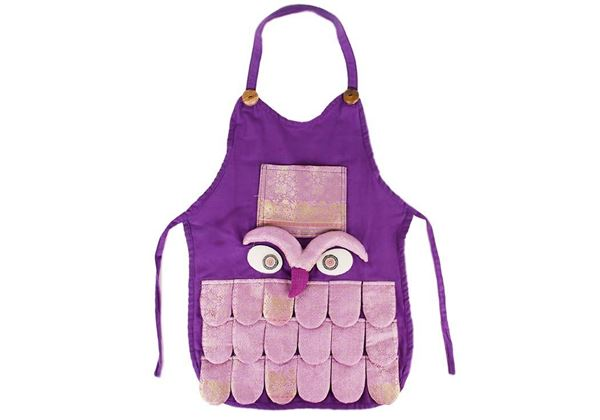 Picture of Ragworks Sari Little Chef Owl Junior Apron