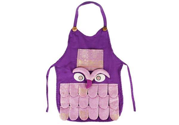 Picture of Ragworks Sari Little Chef Owl Junior Apron