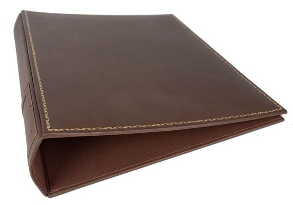 Picture of Esecutivo Handmade Lever arch files Extra Large Ring Binder