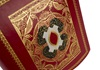 Picture of Venezia Handmade Recycled Leather Bound Medium Photo Album Rococo Red