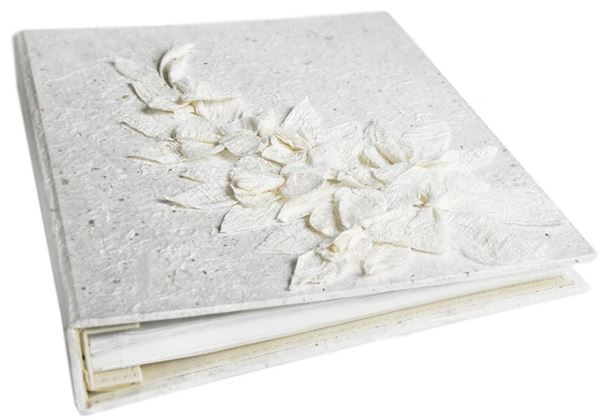 Picture of Flaura Handmade Large Post Bound Photo Album