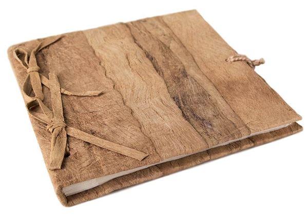 Picture of Bark Handmade Mini Photo Album