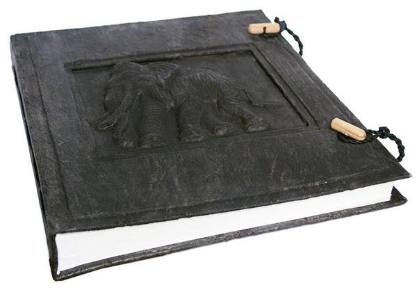 Picture of Elephant Handmade Large Photo Album