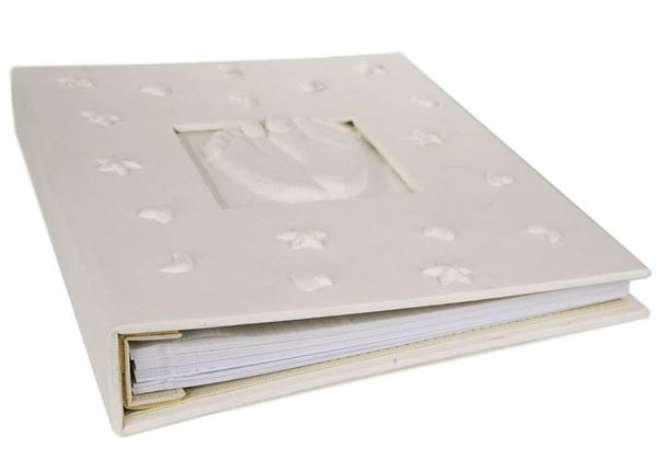 Picture of Footprint Handmade Large Photo Album