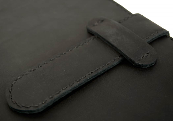 Picture of Khun Handmade Leather Bound Large Post Bound Photo Album