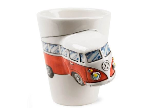 Picture of Vw Camper Van Handmade 8oz Coffee Mug