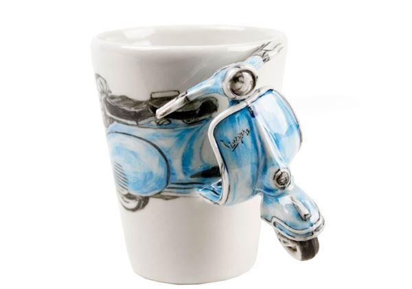 Picture of Vespa Handmade 8oz Coffee Mug