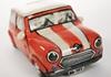 Picture of Mini Cooper Handmade Ceramic Large Money Pot Red