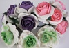 Picture of Scrappy Do Rose Blossom Large Embellishment Violet And White