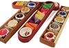 Picture of Profumo Wooden Gift Set 18 Regular Incense Cones Scented