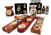 Picture of Profumo Wooden Gift Set 5 Tiny Mixed Candles Scented