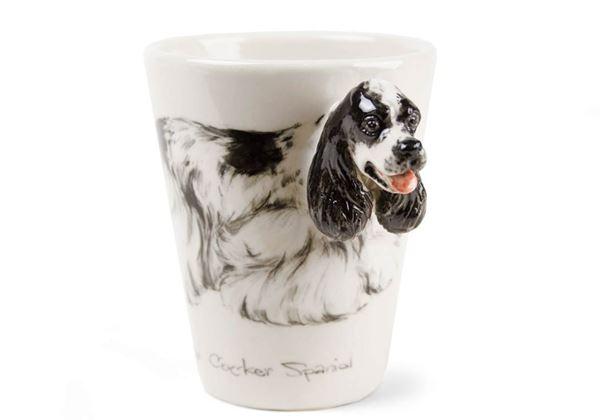 Picture of American Cocker Spaniel Handmade 8oz Coffee Mug