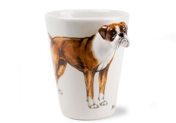 Picture of Boxer Handmade 8oz Coffee Mug