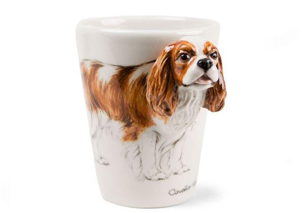 Picture of Cavalier King Charles Handmade 8oz Coffee Mug