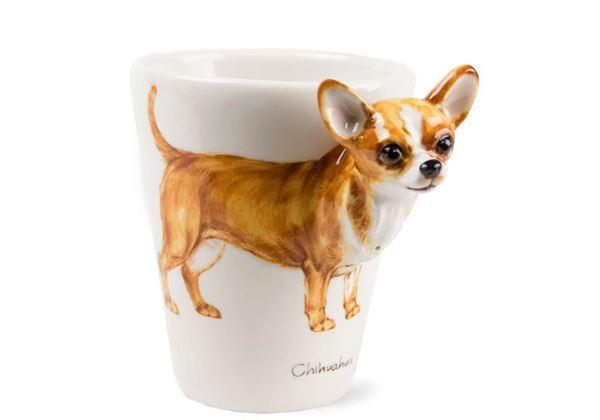 Picture of Chihuahua Handmade 8oz Coffee Mug