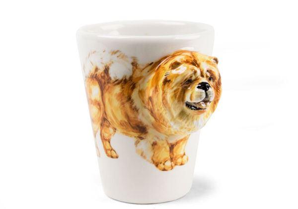 Picture of Chow Chow Handmade 8oz Coffee Mug