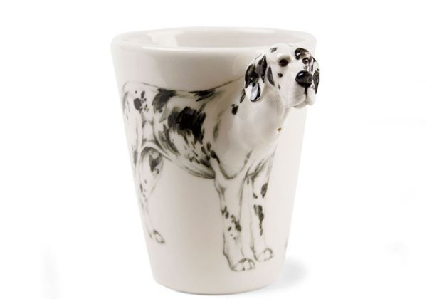 Picture of Great Dane Handmade 8oz Coffee Mug