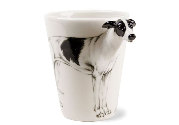 Picture of Greyhound Handmade 8oz Coffee Mug