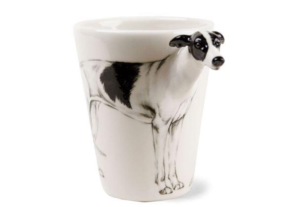 Picture of Greyhound Handmade 8oz Coffee Mug