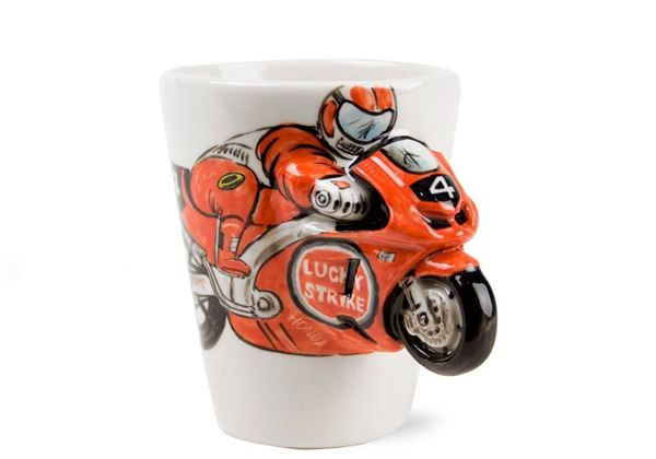 Picture of Motorbike Handmade 8oz Coffee Mug