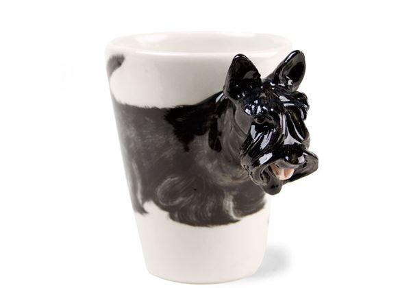 Picture of Scottish Terrier Handmade 8oz Coffee Mug