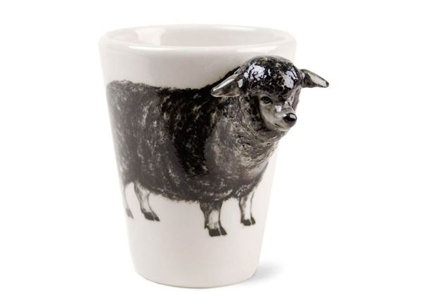 Picture of Sheep Handmade 8oz Coffee Mug