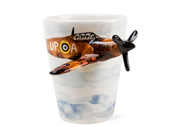 Picture of Spitfire Handmade 8oz Coffee Mug