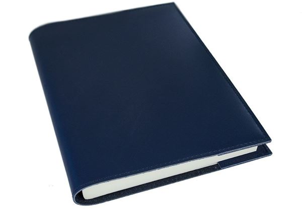 Picture of Acuto Handmade Italian Leather Bound A5 Refillable Journal