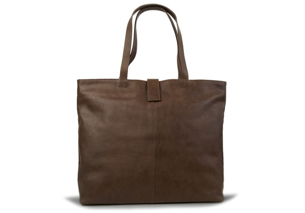 Picture of Urbanista Handmade Leather Tote Bag Large Tan