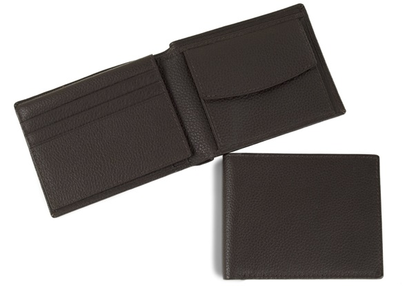 Picture of Fat Boy Wallet with RFID Blocking Chocolate